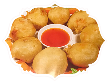 121. Sweet & Sour Chicken (In Batter)