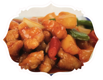 119. Sweet & Sour Chicken (Hong Kong Style)